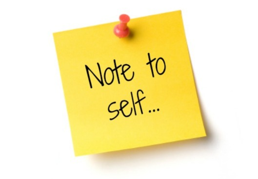note-to-self